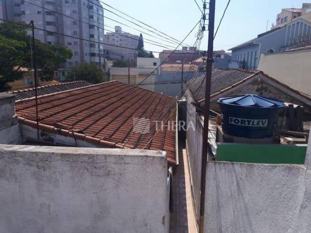 Terreno à venda, 200 m² por r$ 795.000,00 - santa maria - são caetano do sul/sp - Foto 5