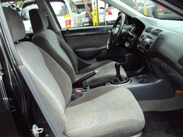 Honda Civic Lx 1.7 Completão! Ótimo estado! Mecânico - Foto 15