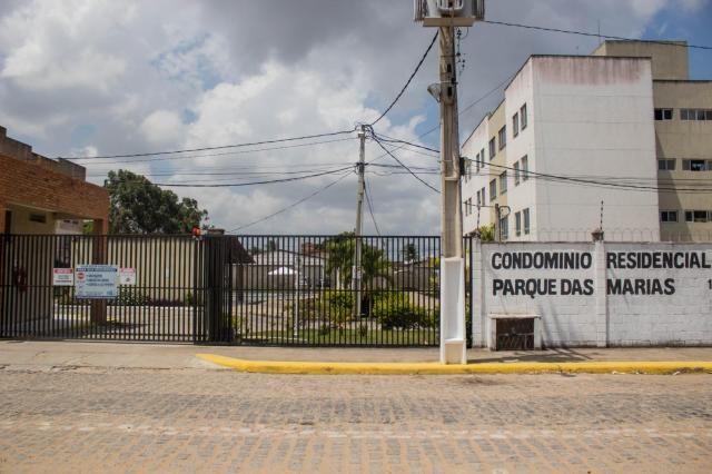 Apartamento com 2 dormitórios à venda, 59 m² por r$ 100.000,00 - santa tereza - parnamirim - Foto 2