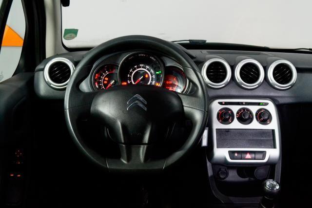 Citroën C3 Origine 1.5 Flex 8V 5p Mec. - Preto - 2014 - Foto 12