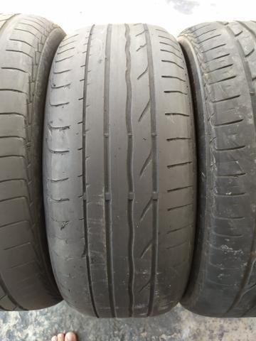 4 Pneus (205/55/16) Bridgestone Turanza - Foto 5