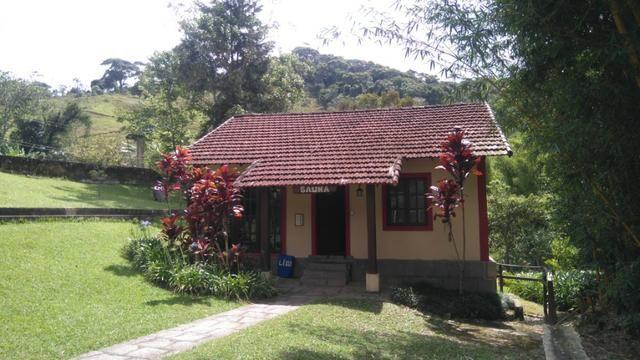 Casa de condomínio próximo ao hotel Le Canton, Teresópolis - Foto 17