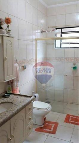 Casa com 3 dormitórios à venda, 126 m² por r$ 425.000 - vila santa therezinha de menino je - Foto 12