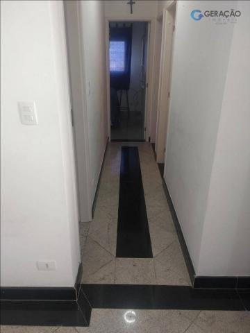 Apartamento com 3 dormitórios para alugar, 70 m² por R$ 1.600/mês - Centro - São José dos  - Foto 7