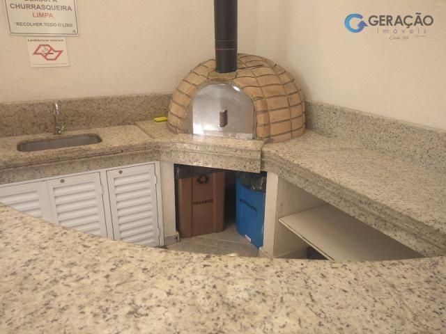 Apartamento com 3 dormitórios para alugar, 70 m² por R$ 1.600/mês - Centro - São José dos  - Foto 18