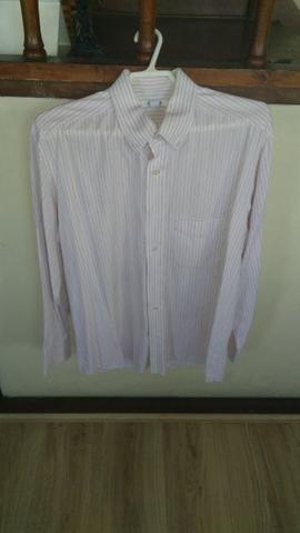 9c9ae6d282ad4 Camisa social masculina da Aviator (tamanho G) - Roupas e calçados ...