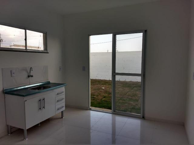 Casa 2/4 - Residencial Reserva Sim -Compre Sem Entrada - Foto 3