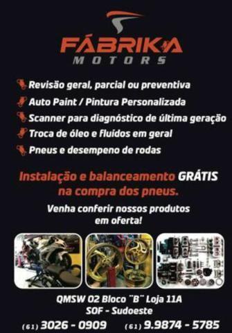Revisão para motos