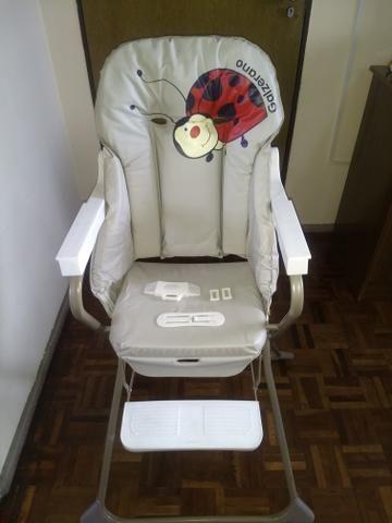 Cadeira de refeição para bebê (leia o anúncio com atenção)