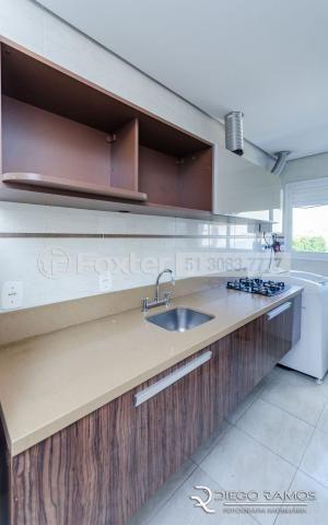 Apartamento à venda com 2 dormitórios em Cristo redentor, Porto alegre cod:186376 - Foto 11
