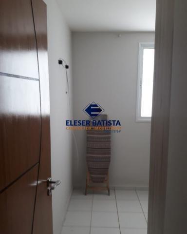 Apartamento à venda com 3 dormitórios em Condomínio viver serra, Serra cod:AP00172 - Foto 14
