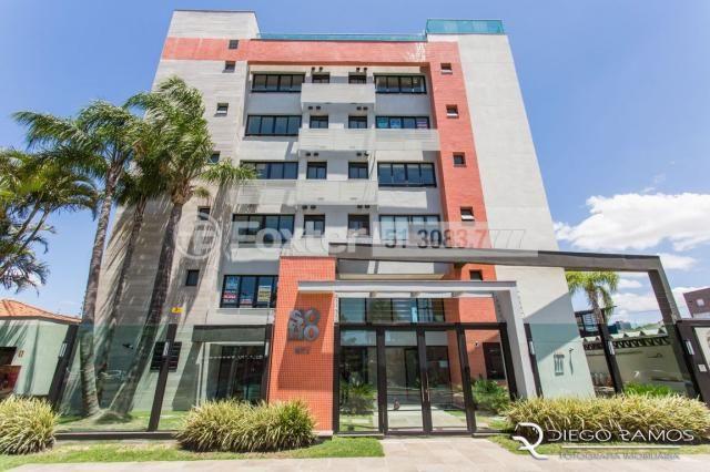 Apartamento à venda com 1 dormitórios em Camaquã, Porto alegre cod:189591