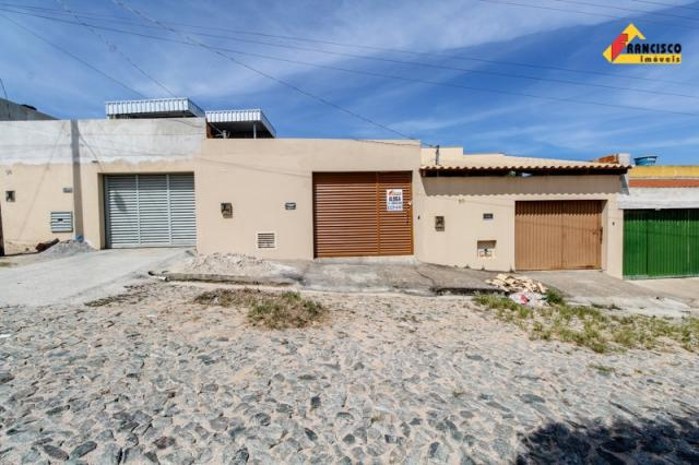 Casa residencial para aluguel, 3 quartos, 2 vagas, santa lucia - divinópolis/mg - Foto 2