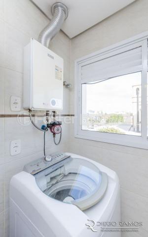 Apartamento à venda com 2 dormitórios em Cristo redentor, Porto alegre cod:186376 - Foto 12