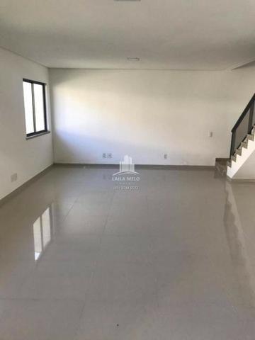 Casa em condomínio com 4 suítes e escritório - Foto 6
