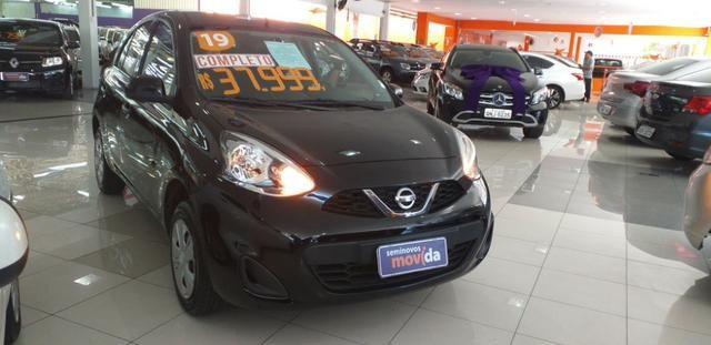 Nissan March S 1.0 12v Flex 5p - Foto 6