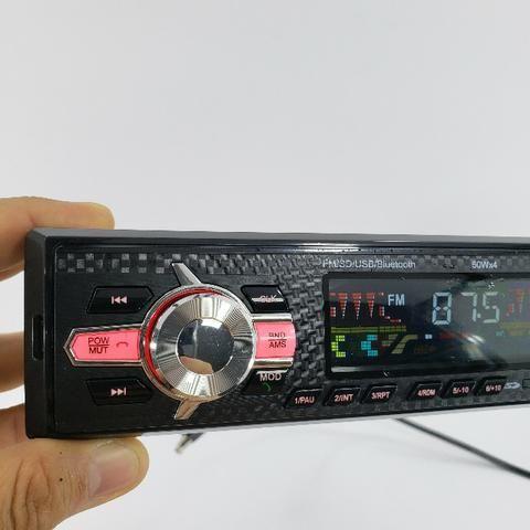 Som Automotivo Bluetooth Carro veicular - Foto 6