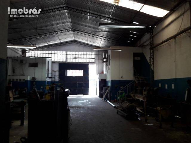 Galpão, 1.000 m², BR-116, Itaperi, Passaré, Expedicionário Bernardo Manuel, galpão à venda - Foto 7