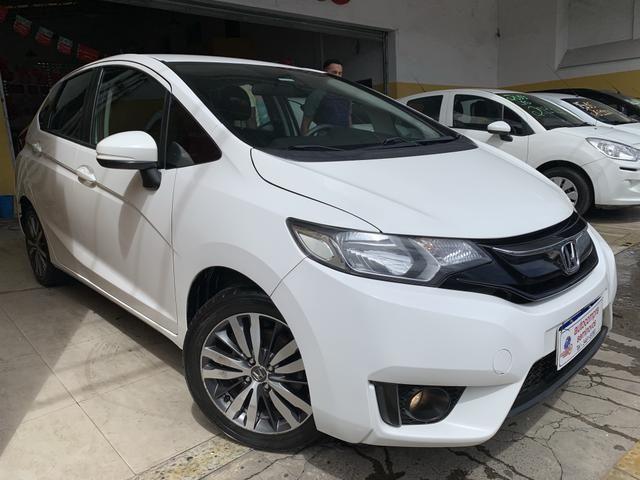 Honda Fit Ex 2015 1.5 Automático Novíssimo Financie Sem Entrada