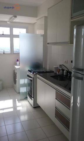 Lindo apartamento 2 dormitórios com varanda gourmet - Foto 10