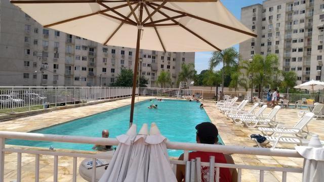 Liber J Apartamento térreo com garden, 2 quartos Liber Residencial Clube Belford Roxo RJ - Foto 17