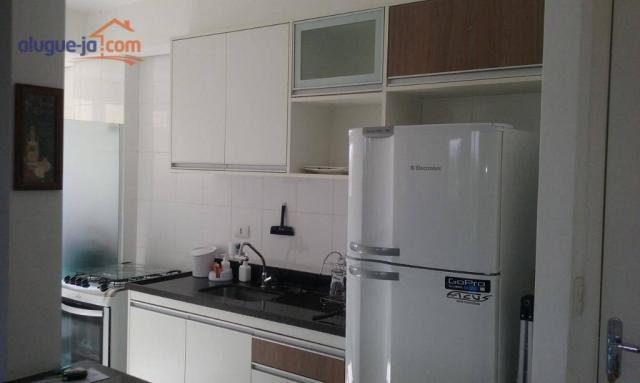 Lindo apartamento 2 dormitórios com varanda gourmet - Foto 9