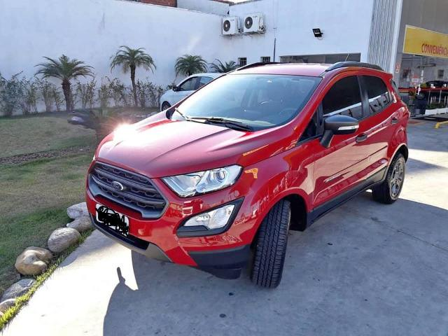 2018 ford ecosport freestyle 1.5 automatic - 2018