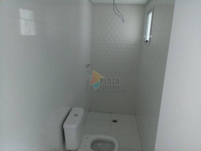 Apartamento com 2 dormitórios à venda, 83 m² por R$ 543.335,00 - Canto do Forte - Praia Gr - Foto 6