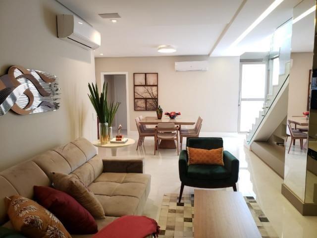 Casa 4qts, 3 suítes, 4vgs, 314m². - Foto 2