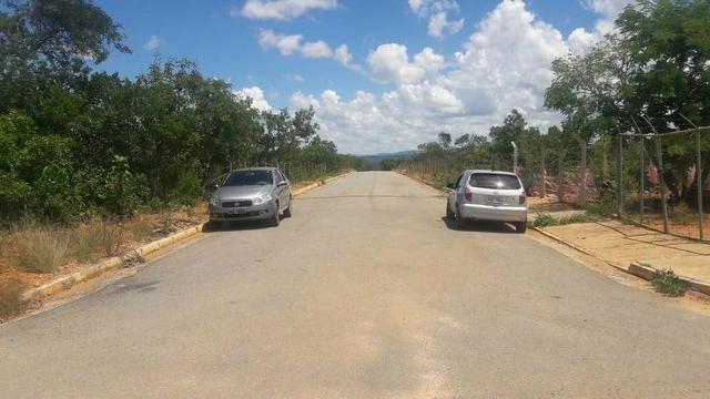 Vendo lote 1.000 metros plano Baldim bairro Santa Luzia - Foto 10
