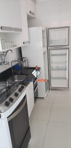 LÍDER IMOB - Apartamento MOBILIADO 2 Quartos, para Locação, na Fraga Maia, em Feira de San - Foto 7