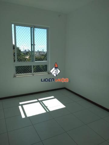 Apartamento residencial para venda e locação no tomba, em feira de santana com área total  - Foto 6