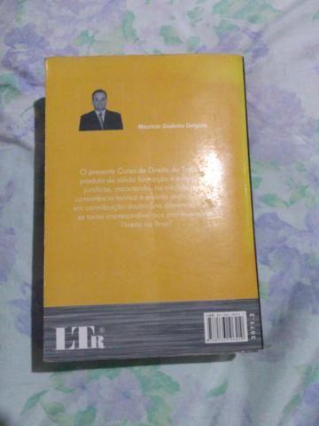 Vendo livro de curso de direito do trabalho - Foto 3