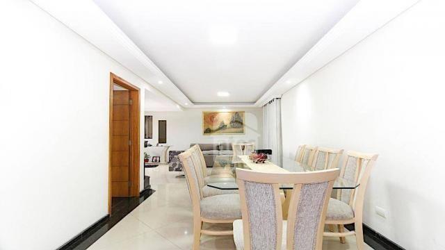 Casa com 5 dormitórios à venda, 350 m² por r$ 815.000,00 - hauer - curitiba/pr - Foto 9