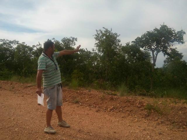 Vendo lote 1.000 metros plano Baldim bairro Santa Luzia - Foto 4