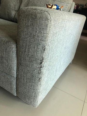 [Sofá TOK & STOK] - Ótima Qualidade - Foto 3