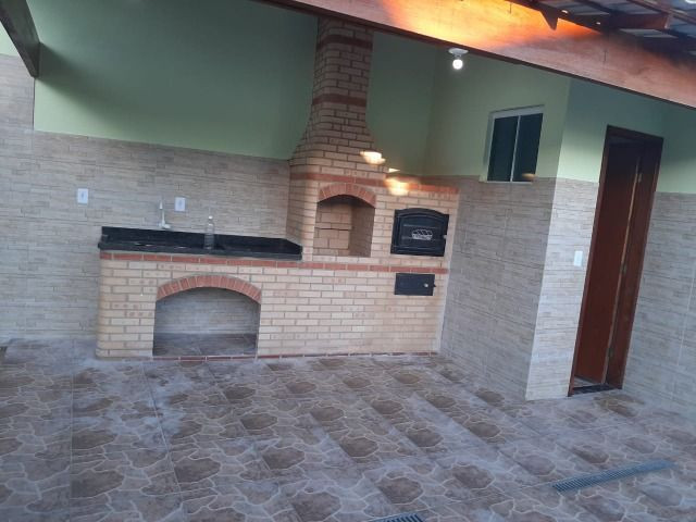 Linda Casa com 3 quartos e piscina. R$ 210.000,00 (Entrada) - Foto 17