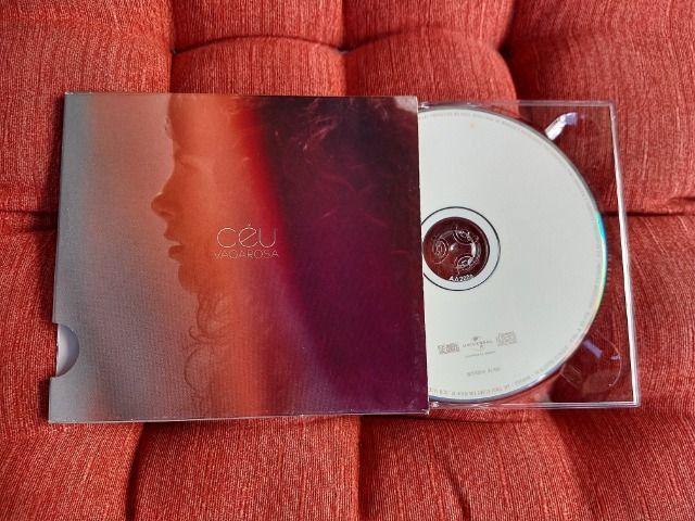 CD Céu - Vagarosa - Usado. Excelente conservação - Foto 3