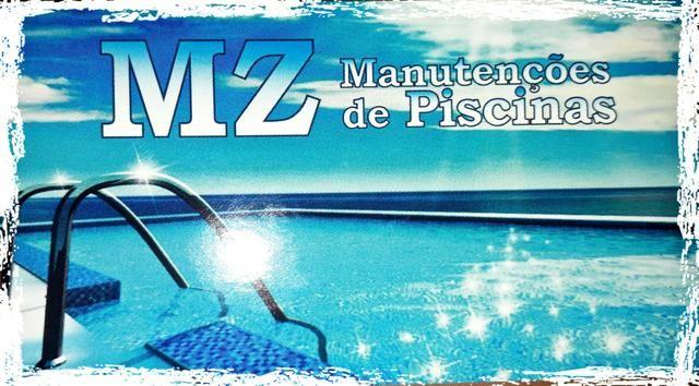 Manutenção e limpeza de piscinas