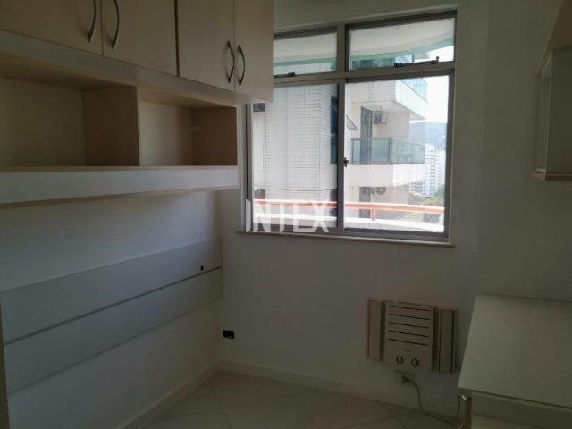 Apartamento para Alugar, Icaraí 2 Qts 2 vagas (21) 3619-7499 ou Whatsapp - Foto 13