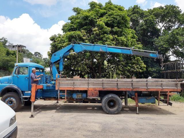 Caminhão munk 12 toneladas - Foto 5
