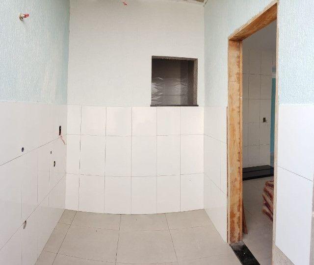 Linda casa em Itaipuaçú com 3 quartos sendo um com suíte! - Foto 4