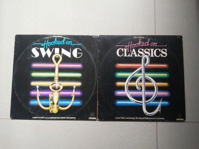 Discos de Vinil Swing e Classics