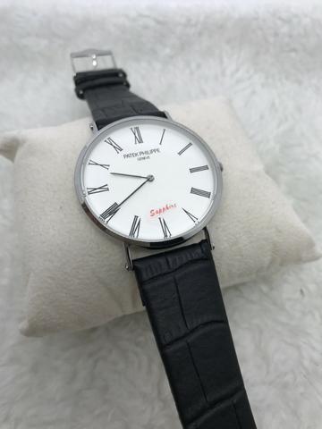 Relógio Patek Philippe em Couro - Foto 2