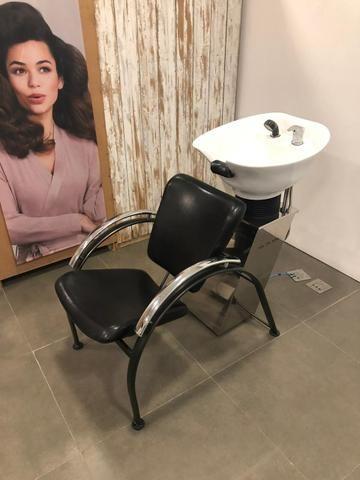 Lavatório de cabeleireiro - Foto 2