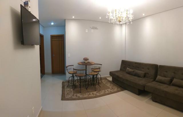 Apartamento mobiliado de TEMPORADA novinho bem localizado - Foto 16