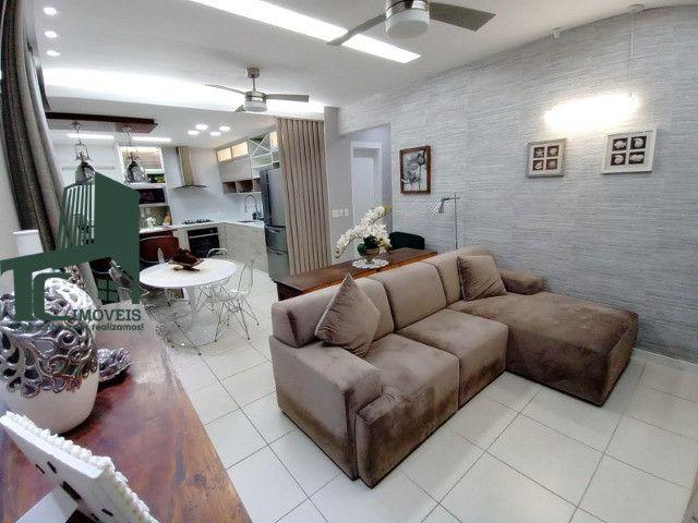 Apartamento com Vista para o Rio 100% Mobiliado - Foto 11