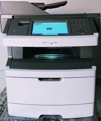 Impressora Lexmark X464, sem toner e sem foto - Foto 5