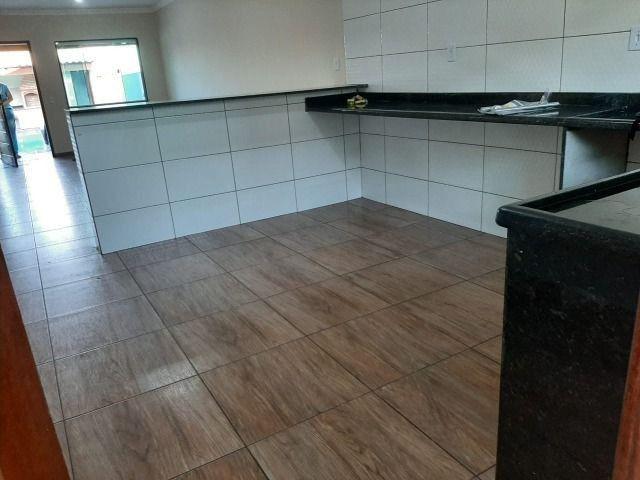 Linda Casa com 3 quartos e piscina. R$ 210.000,00 (Entrada) - Foto 13