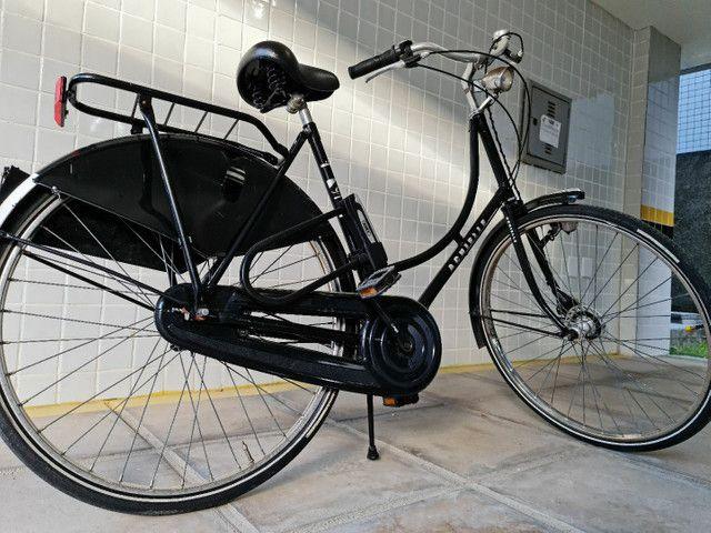 Bicicleta clássica, retrô, feita a mão, importada.  - Foto 2